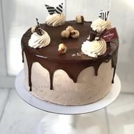 Торт Шоколад-банан Фото