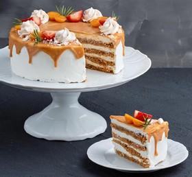 Торт Морковный - Фото