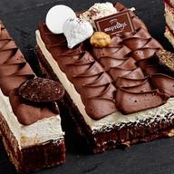 Мини-торт Брауни Фото