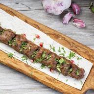 Люля-кебаб из свинины и говядины Фото