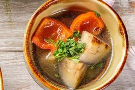 Овощной суп-гриль - Фото