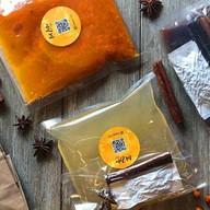 Чай облепиха-апельсин Фото