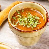 Зажигающий суп харчо Фото