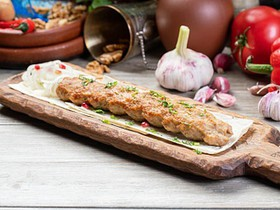 Люля-кебаб из курицы - Фото