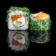 Спайси лосось в укропе Фото
