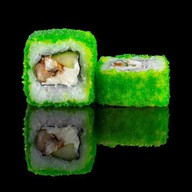Зелёный угорь Фото