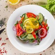 Салат по-чабански Фото