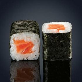 С лососем - Фото
