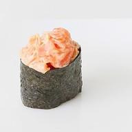 Спайси с лососем Фото