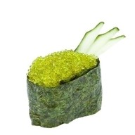 Суши тобико green Фото