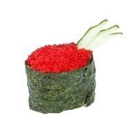 Суши тобико red Фото