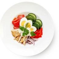 Лондонский салат Фото