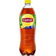 Холодный чай Lipton с лимоном Фото
