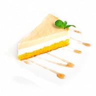 Муссовый торт Маракуйя Фото