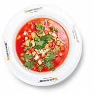 Окрошка томатная острая Фото