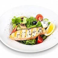Стейк салат Фото