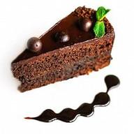 Торт шоколадный Венеция Фото