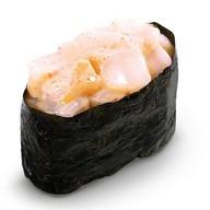 Острые суши хотатэ Фото