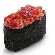 Острые суши магуро Фото