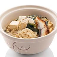 Мисо-суп с угрем Фото