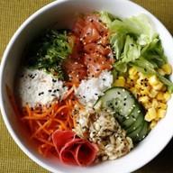 Vegan Poke Bowl Фото