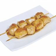 Шашлычок куриный в соевом соусе Фото