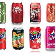 Импортные напитки в ассортименте Фото