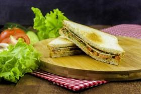 Сэндвич с сыром - Фото