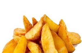Картофельные дольки - Фото
