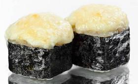 Сяке маки сырный - Фото