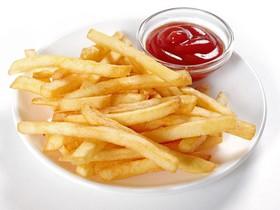 Фри с кетчупом - Фото