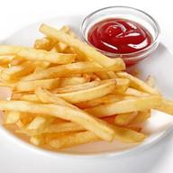 Фри с кетчупом Фото
