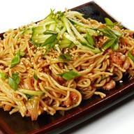 Креветки в устричном соусе Фото