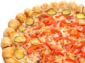 Хот-дог пицца - Фото
