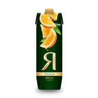 Сок Я апельсиновый Фото