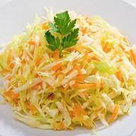 Салат капустный с морковью Фото