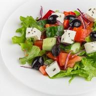 Греческий салат (вес) Фото