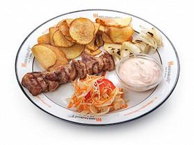 Слайсы из свинины - Фото
