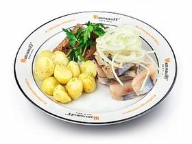 Закуска по-сибирски - Фото