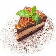 Карамельный торт Фото