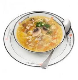 Грибной суп (БЛ) - Фото