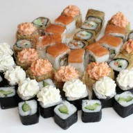 Ужин самурая Фото