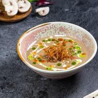 Грибной крем-суп Фото