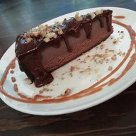 Шоколадный кейк Фото