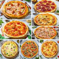 8 пицц 25 см Фото