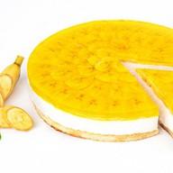 Банановое чудо йогуртовый бисквитный Фото