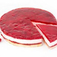 Малиновая сказка йогуртовый бисквитный Фото