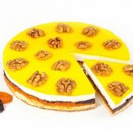 Изобилие десерт муссовый бисквитный Фото