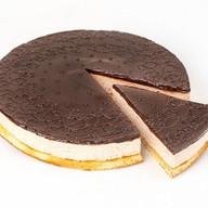 Шоколайт-дыня десерт муссовый бисквитный Фото