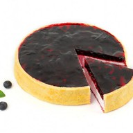 Черничное чудо десерт йогуртовый Фото